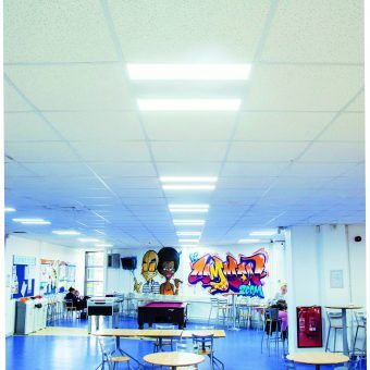 Kosnic reduces energy bills by 74% at Somerset College